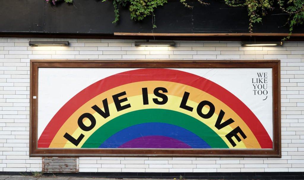 Tenha orgulho de ser LGBTQIA